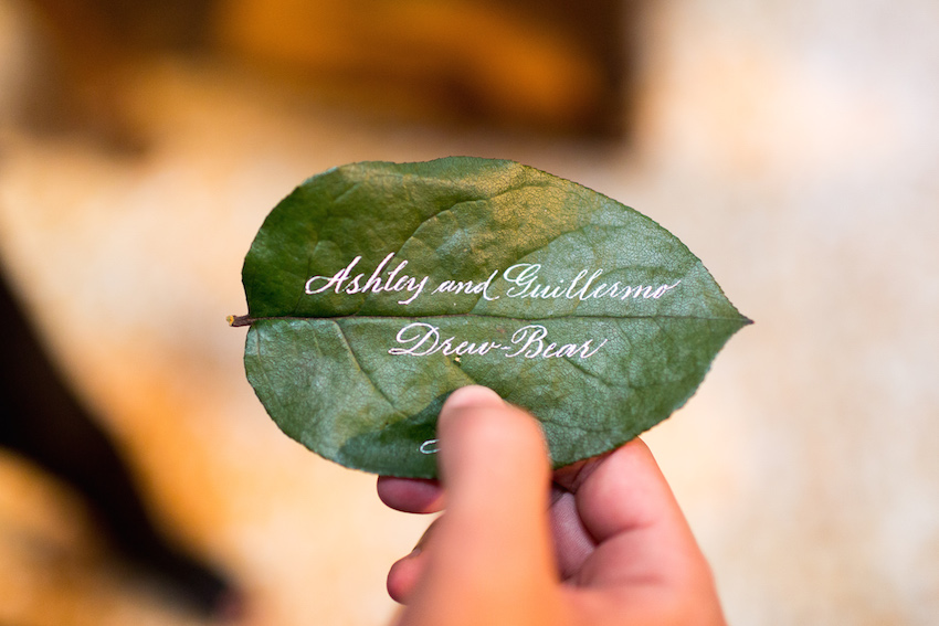Unique Ideas for Wedding Place Cards and Escort Cards | Place Card Me