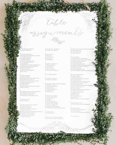 The Definitive Guide To Wedding Place Cards Place Card Me